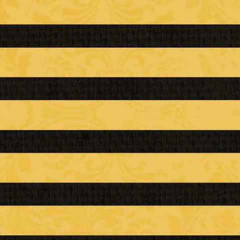 *******Bumble Bee Stripes