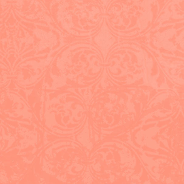 *CRBDM8 - Coral Bells Damask 8 1/2 x 11 - One Sheet