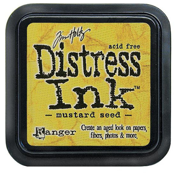 Tim Holtz Distressing Ink - Mustard Seed