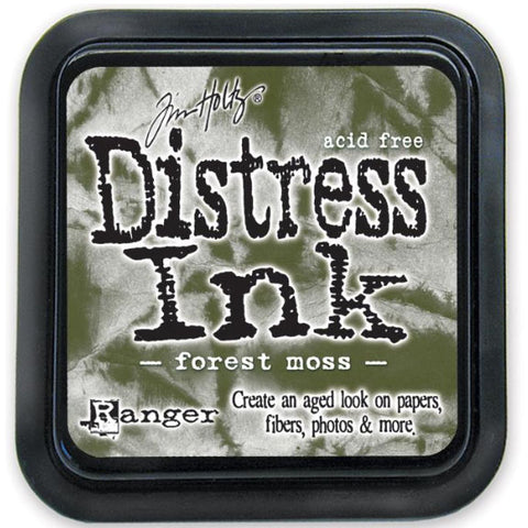 Tim Holtz Distressing Ink - Forest Moss