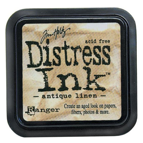 Tim Holtz Distressing Ink - Antique Linen
