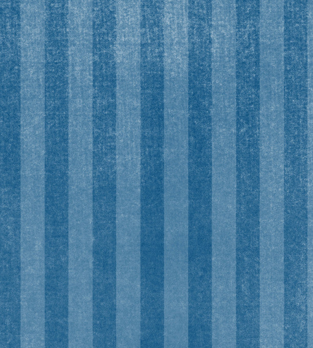 *DBCS8 - Dungaree Blue Chalky Stripes 8 1/2 x 11 - One Sheet