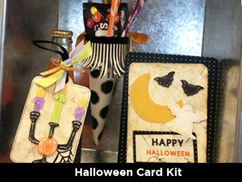 *Happy Halloween Card Kit