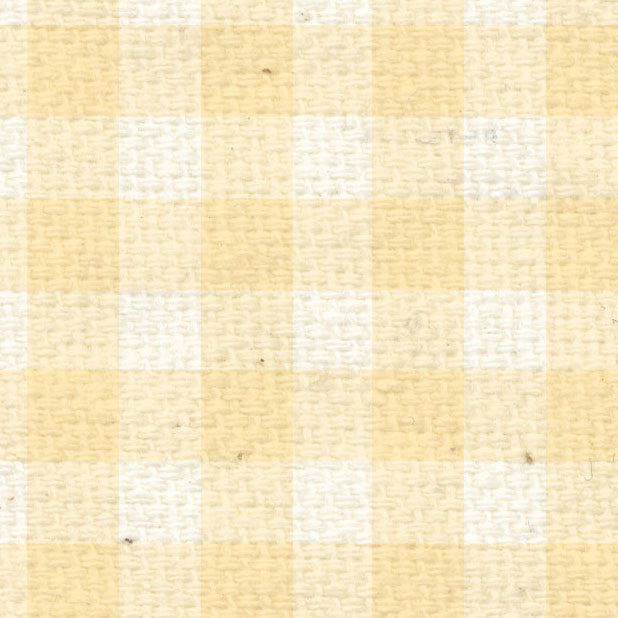**FVG12  French Vanilla Gingham  Paper  12 x 12