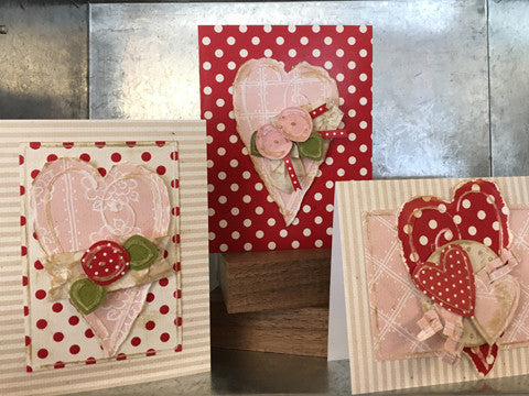 ****From the Heart Card Kit