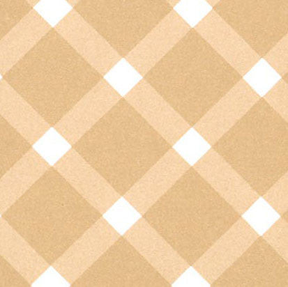 Garden Tool Tan Lattice 12x12 - 3 Sheets