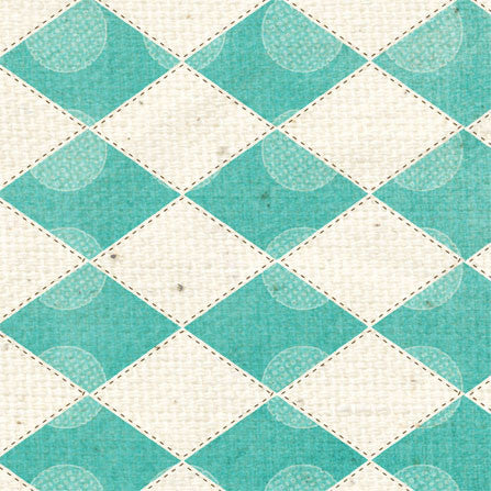 *GB - Gentle Breeze Argyle 8 1/2 x 11 - One Sheet
