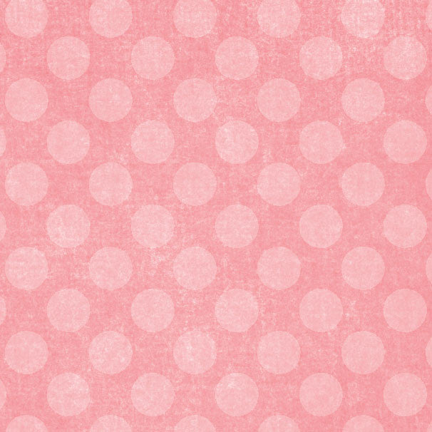 *GBPCD8 - Gerber Daisy Pink Chalky Dots 8 1/2 x 11 - One Sheet