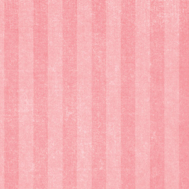 *GBPCS8 - Gerber Daisy Pink Chalky Stripes 8 1/2 x 11 - One Sheet