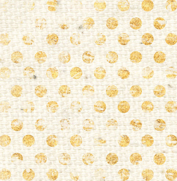 **HDGGD - Holly Days Gold Grunge Dots