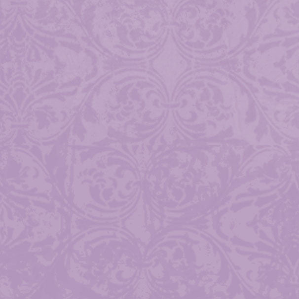 *GFDM8 - Grape Fizz Damask 8 1/2 x 11 - One Sheet