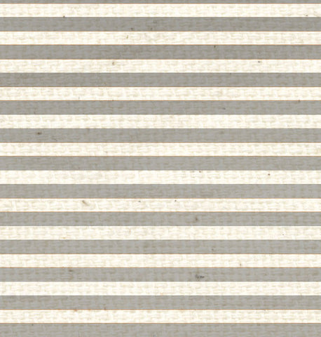 *HK - Gray Canvas Mini Stripes 8 1/2 x 11