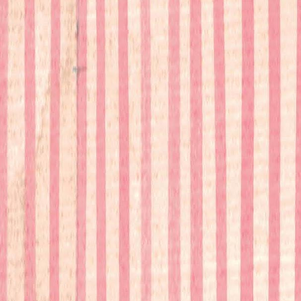 *HSPGAS - Pink Geranium Antique Stripes Paper  8 1/2 x 11
