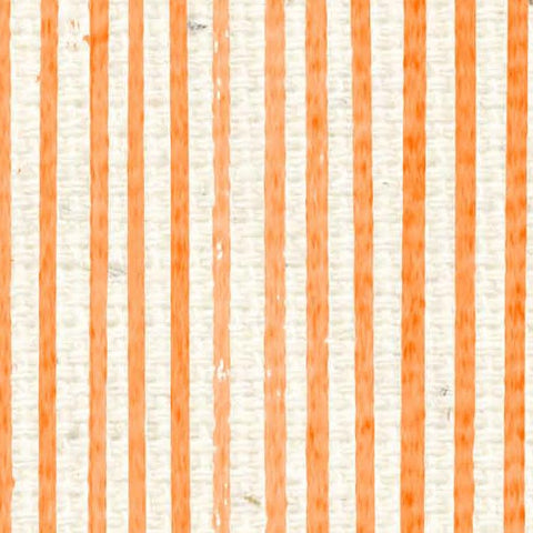 *****HSOPAS - Orange Poppy Antique Stripes Paper  8 1/2 x 11
