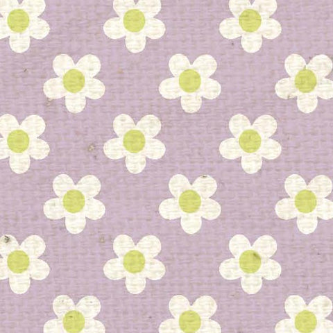 *****HSVLBB - Vintage Lilac Baby Blooms Paper  8 1/2 x 11