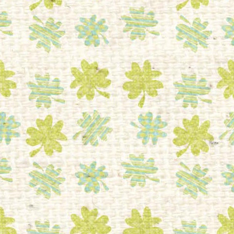 ***HSSPBC - Sweet Pea Baby Clover Paper  8 1/2 x 11