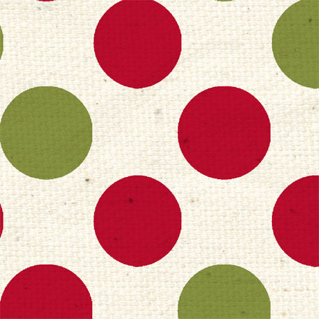 *Holly Berry Random Dots 8 1/2 x 11 - One Sheet