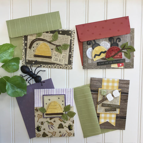 *****Camp Emboss-A-Lot  3 Week Bundle