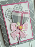 L9453 - Heart with Bow Template