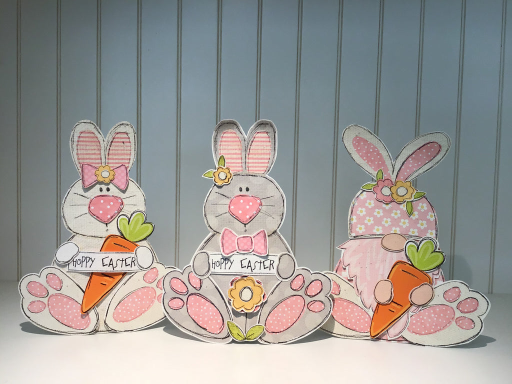 *******Bunny Shelf Sitter Combo Pack
