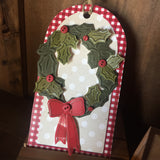 L9816 Christmas Wreath