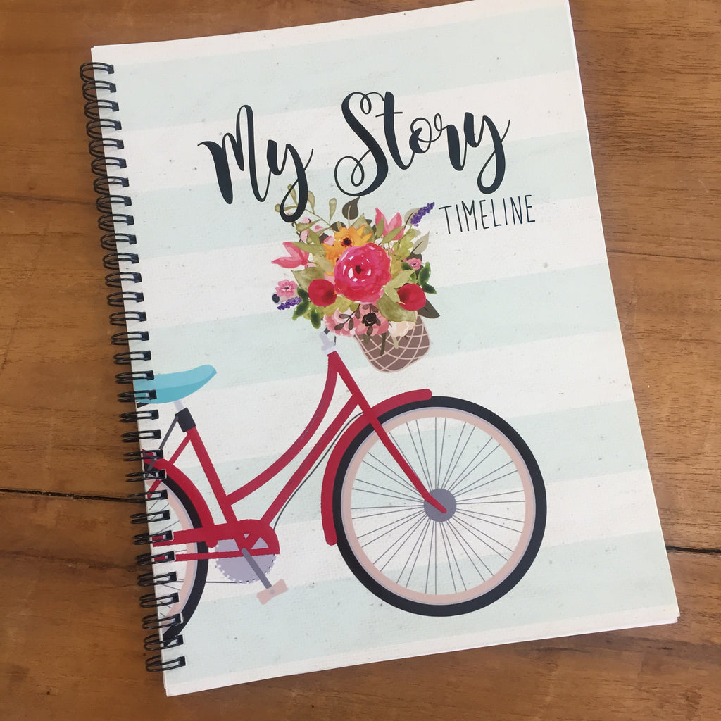 My Story Timeline - Available in 4 Styles