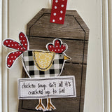 ********Wooden Farmhouse Tags