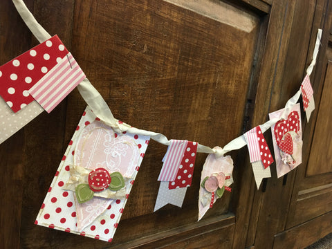 **From the Heart Add-On Bunting Kit