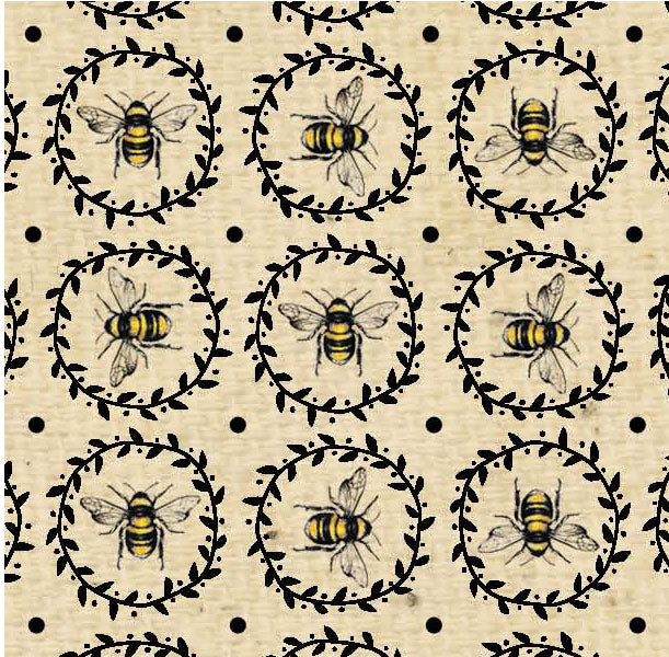*BABBK - Bee Keeper Paper  8 1/2 x 11