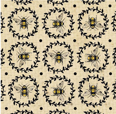 ***BABBK - Bee Keeper Paper  8 1/2 x 11