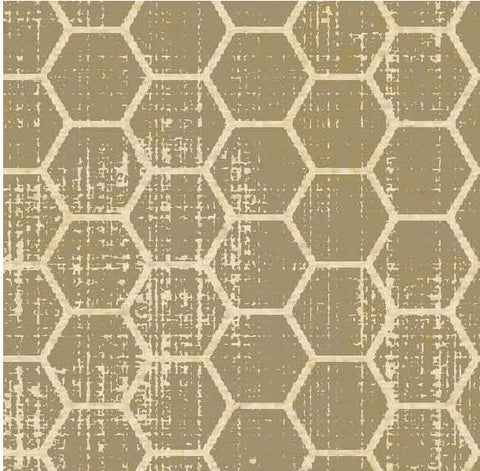 ***BABHCML - Honeycomb Mushroom Light Paper  8 1/2 x 11