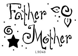 L9046  - Father/ Mother