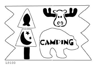L9100 - Camping