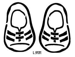 L9131 - Tennies (Shoes)