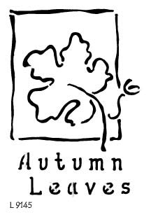 L9145  - Autumn Leaves