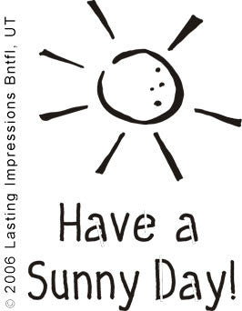 L9403- HAVE A SUNNY DAY