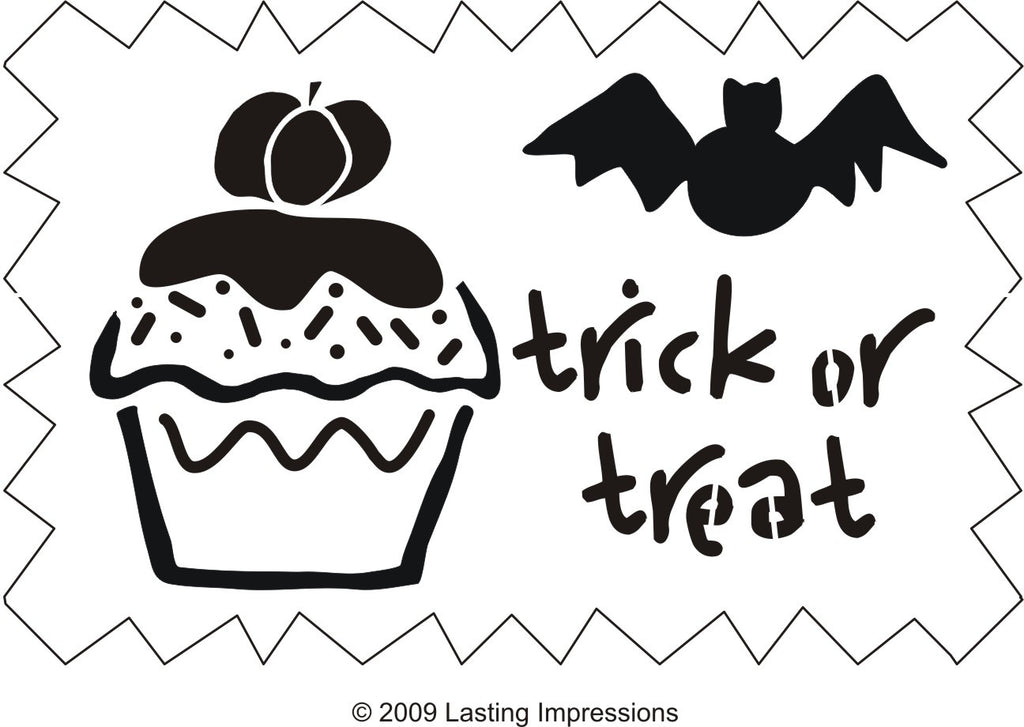 L9670 - TRICK OR TREAT