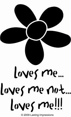 L9690 - Loves Me Loves Me Not