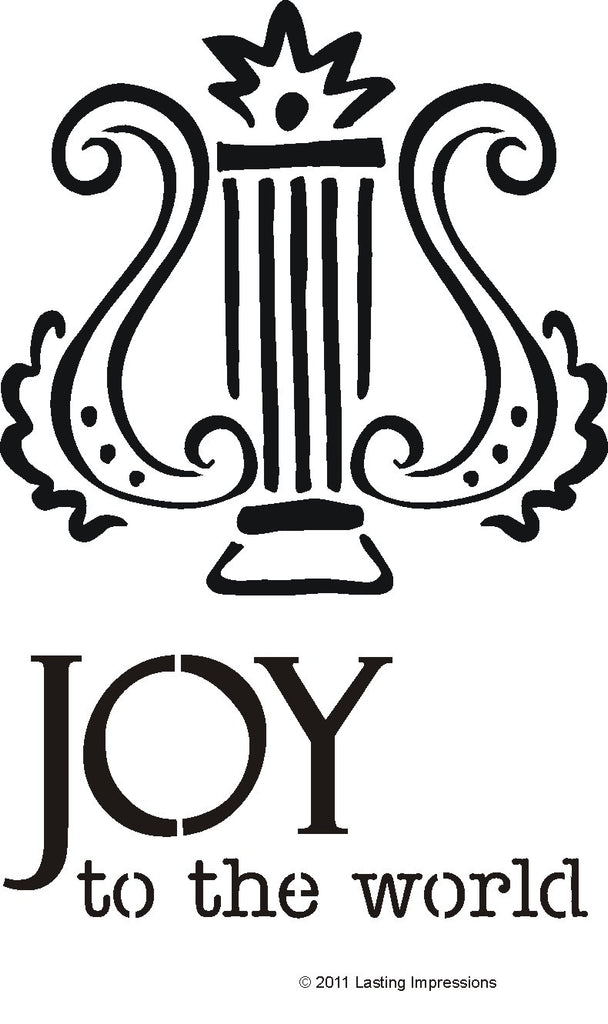 L9729 - Joy to the World