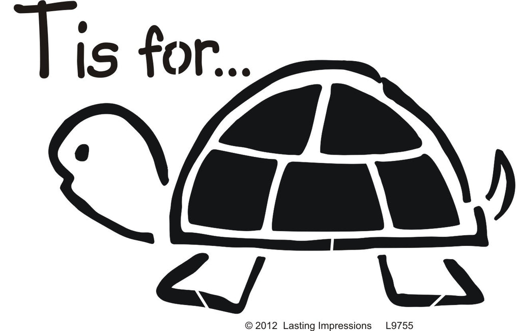 L9755 - T is for Turtle