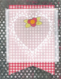 L9781 - Scattered Dots Heart