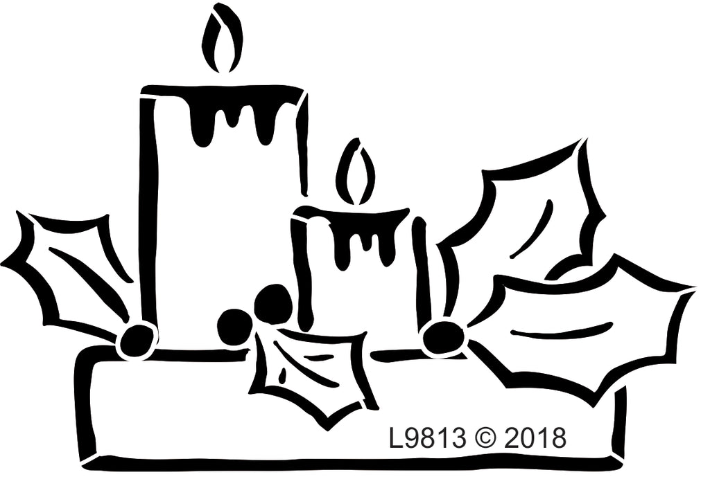 L9813 - Box of Candles