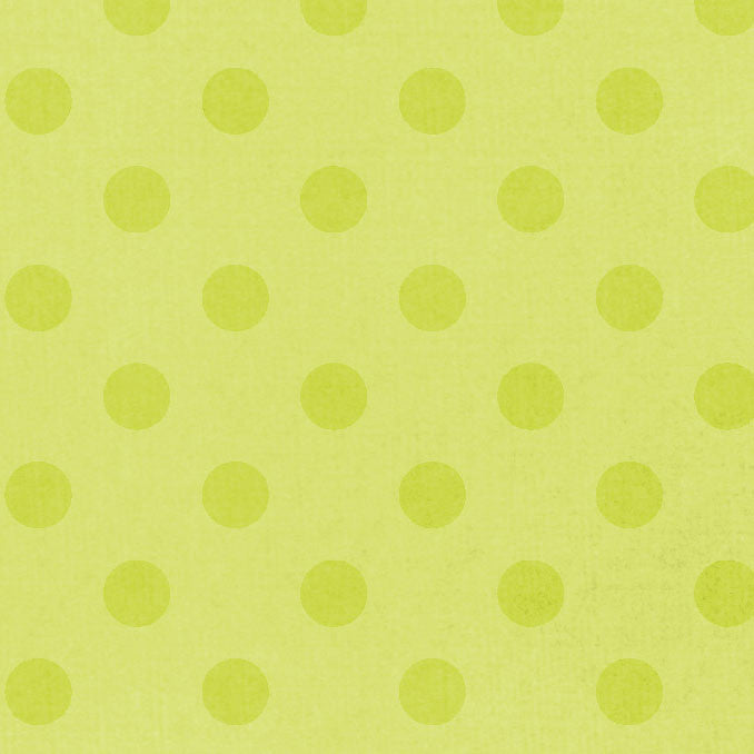 *LIDO81 Lily Pad Dotty Dots 8 1/2 x 11 - One Sheet