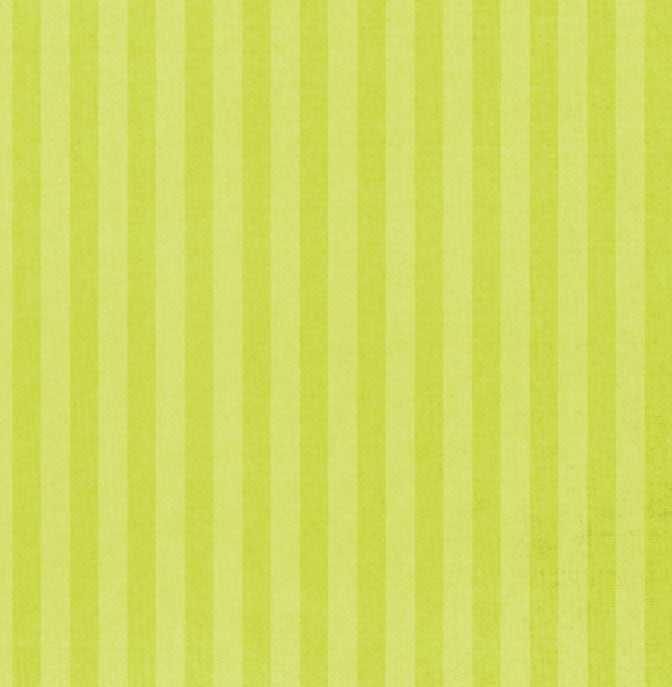 *LIST81 Lily Pad Stripes 8 1/2 x 11 - One Sheet