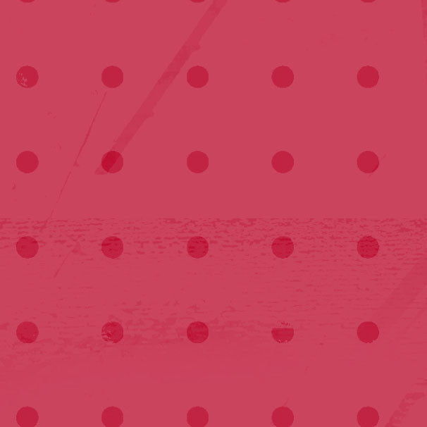 *LBRID8 - Ladybug Red Inked Dots 8 1/2 x 11 - One Sheet