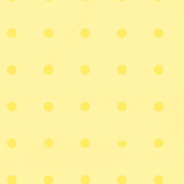 *LYID8 - Lemonade Yellow Inked Dots 8 1/2 x 11 - One Sheet