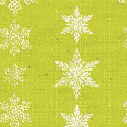 *Lime Fizz Blizzard 8 1/2 x 11 - One Sheet
