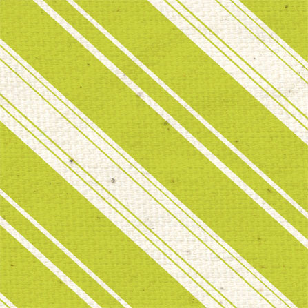 *Lime Fizz Diagonal Stripes 8 1/2 x 11 - One Sheet