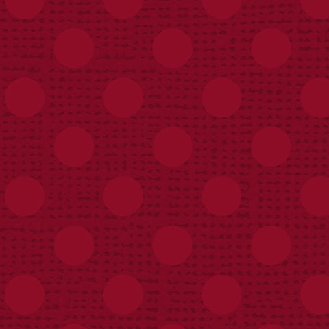 *********LPDBC - Linen Polka Dots Black Cherry
