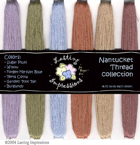 Thread Collection - Nantucket
